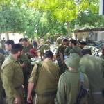 פעילות חיילים
