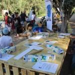 פסטיבל שעשועי מדע במרכז המבקרים