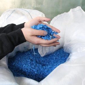פלסטיק ממוחזר
